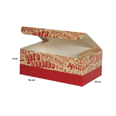 Krabička na kuře 2