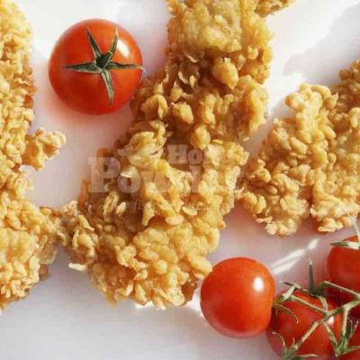 kuřecí stripsy recept