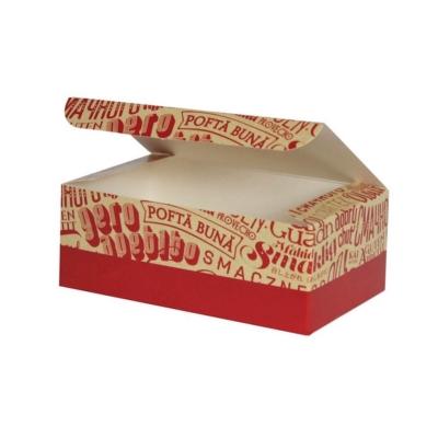 Velká krabička na kuře